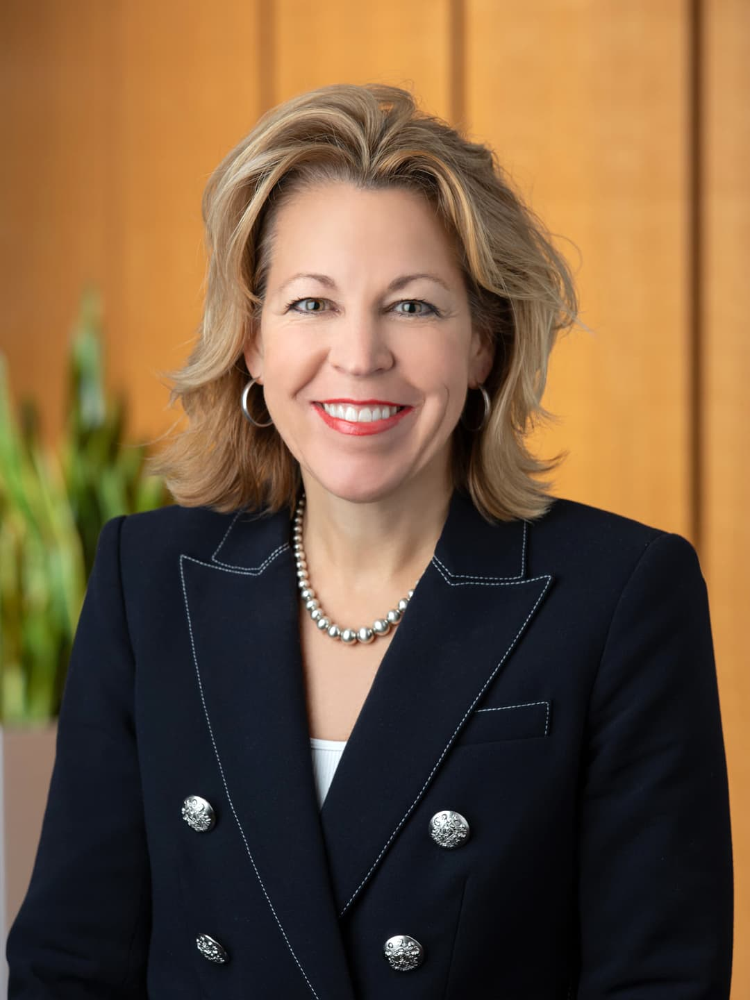 Carolyn J. Burke, Senior Vice President and Chief Financial Officer