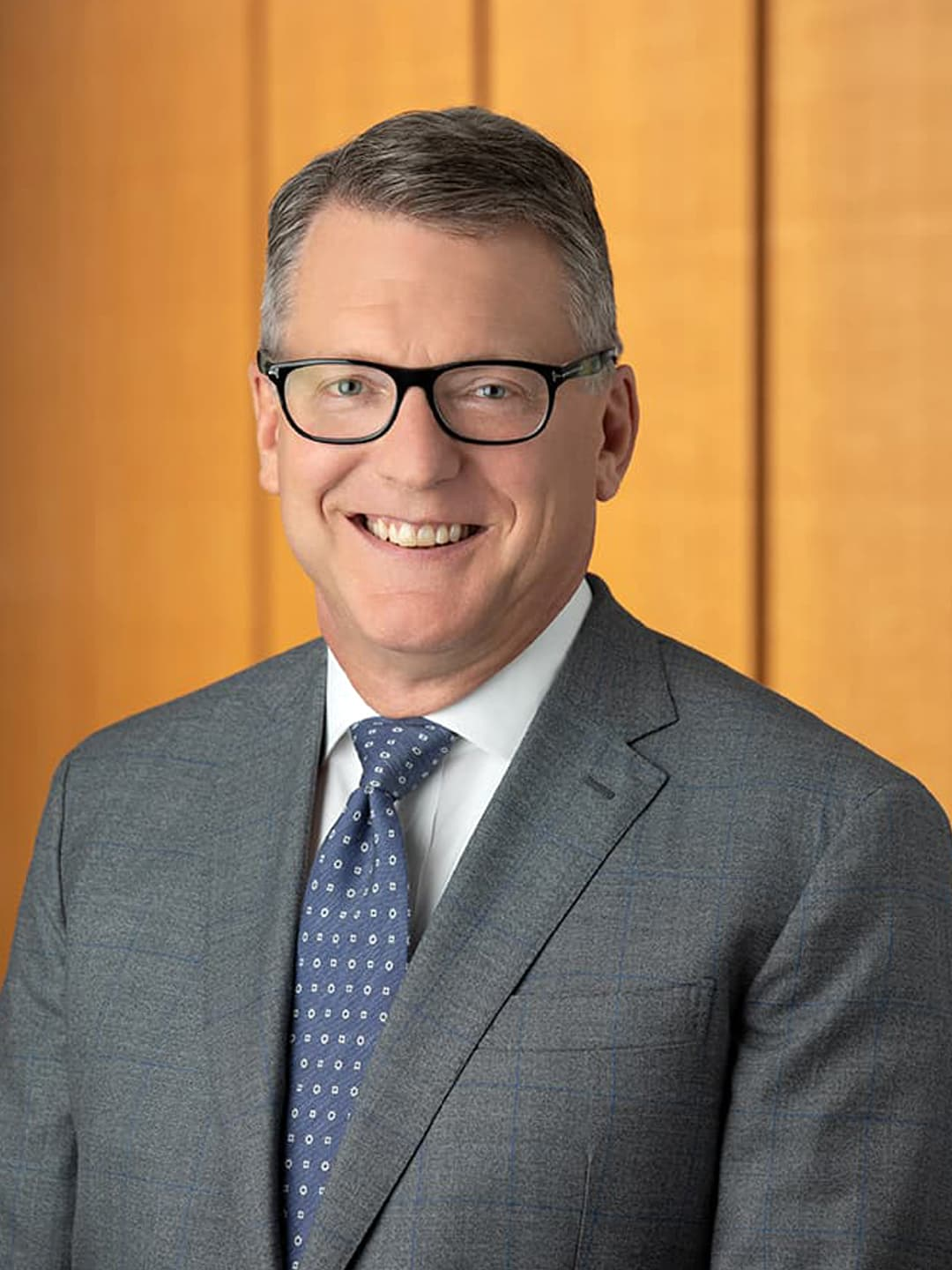 Mark Lashier, President and Chief Executive Officer