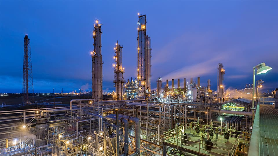 Chevron Phillips Chemical large olefins facility
