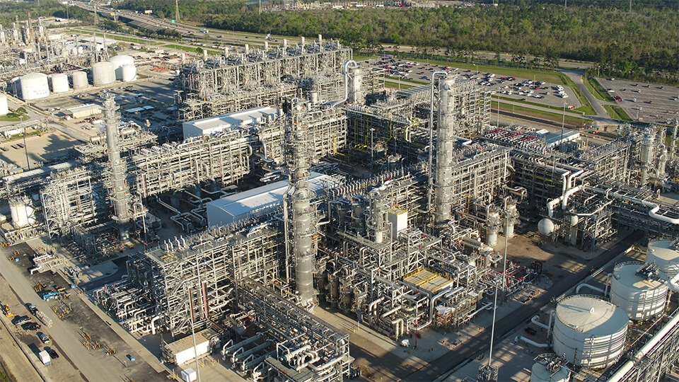 In 2018, the ethane cracker began operations at Chevron Phillips Chemical's U.S. Gulf Coast Petrochemicals Project.