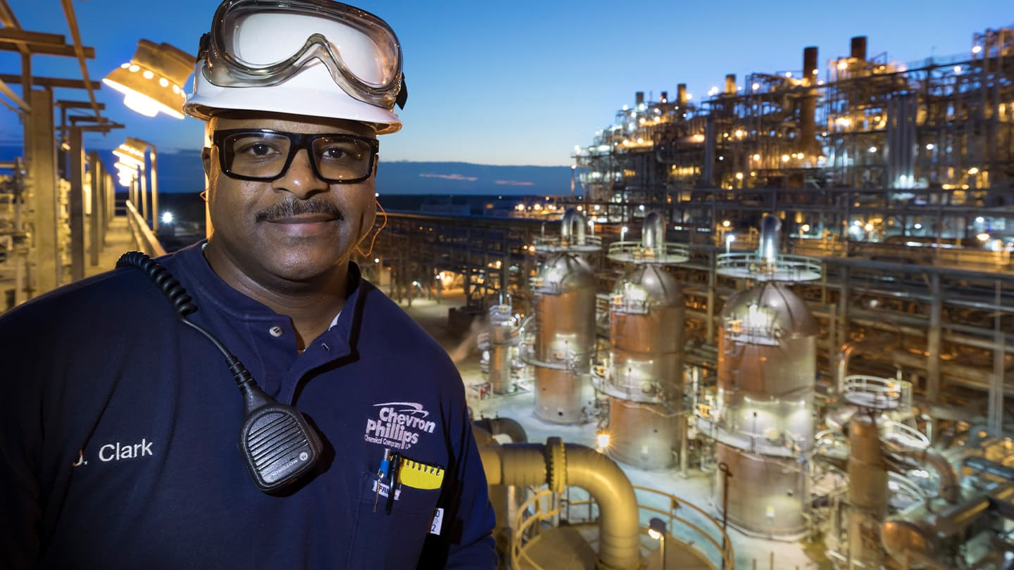 Chevron Phillips Chemical is committed to conducting our business in a sound, responsible manner consistent with the highest standards and principles of our industry, our leadership, our employees and our public.