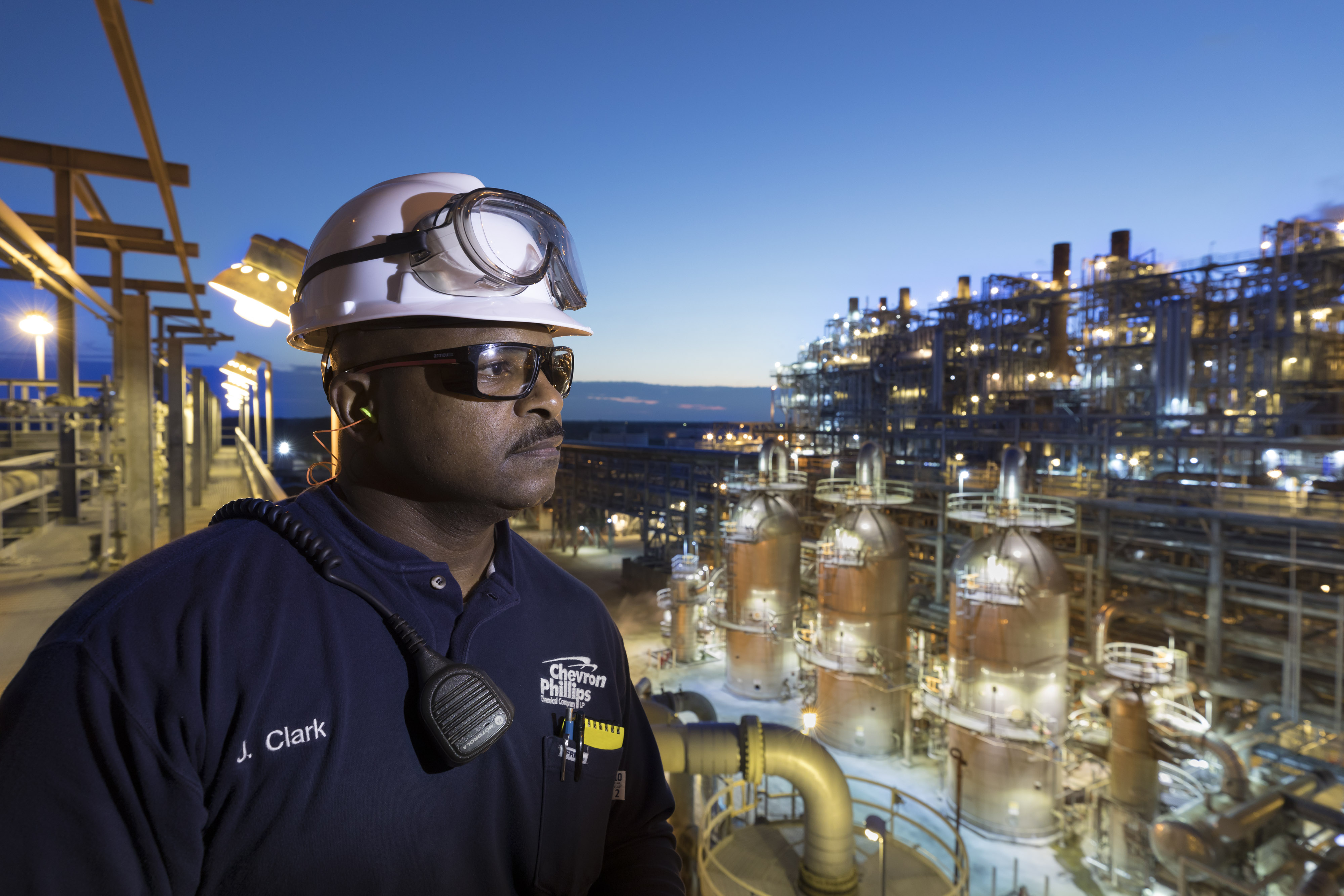 Chevron Phillips Chemical earns 24 TCC safety awards